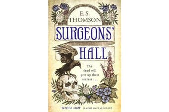 Surgeons' Hall: A dark, page-turning thriller (Jem Flockhart)