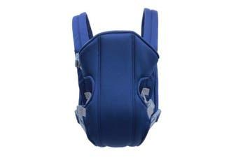 (Navy) - Multifunction Baby Carrier, Backpacks, Ergonomic Soft Breathable Infant Carry, Adjustable Safe Baby Carrier Comfortable for All Season Newborn, Infant & Toddler CYYEBD01 (Navy)