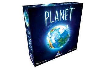 Blue Orange Planet Board Game