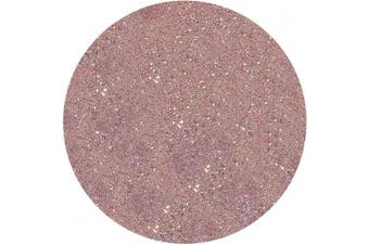 "(ROSE GOLD) - Hemway Craft Glitter Ultrafine 1/128"" .008"" 0.2MM (Rose Gold)"