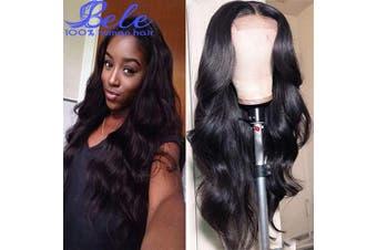 (30cm , Body Wave Wig) - Bele 10A Pre-Plucked Body Wave Lace Frontal Wigs 150% Density Virgin Brazilian Body Wave Human Hair Lace Frontal Wigs With Baby Hair 30cm