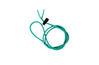 (Aqua Green) - Swimming Goggles Bungee Strap Rope Buckle Tighter to Strengthen The Elastic Rope Buckle not Easy to Trip