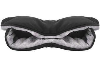 Kindsgut Stroller muff, Warm Fleece Hand Gloves, Anti-Freeze Hand Warmer
