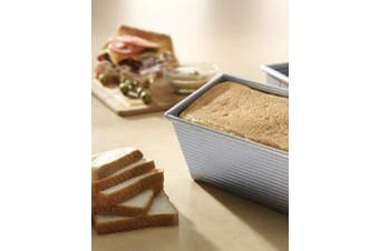 (Small Pullman Pan) - USA Pan 1175PM Bakeware Pullman Loaf Pan, Small