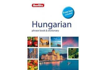 Berlitz Phrasebook & Dictionary Hungarian (Bilingual dictionary) (Berlitz Phrasebooks)