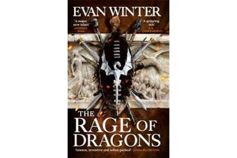 The Rage of Dragons: The Burning, Book One (The Burning)