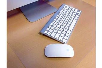 Desktex, Anti-Slip Desk Mat, Rectangular, Clear, 43cm x 60cm (FPDE1722RA)