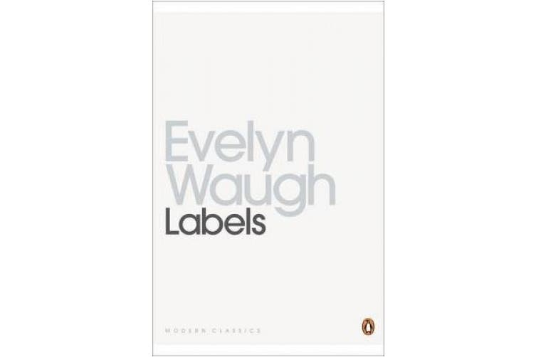 Labels: A Mediterranean Journal (Penguin Modern Classics)