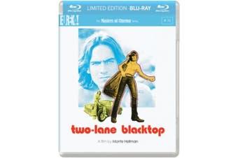 Two-lane Blacktop [Region B] [Blu-ray]