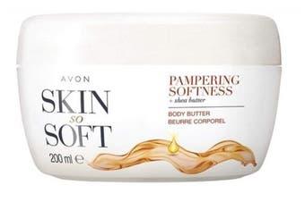 Avon Skin So Soft Pampering Softness