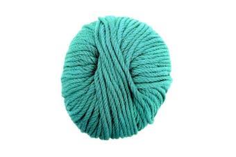 (2 Skeins, Frozen Tidepool) - JubileeYarn Bamboo Cotton Chunky Yarn - Frozen Tidepool - 2 Skeins