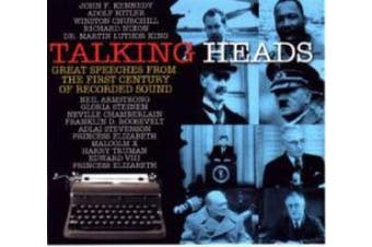 Talking Heads-Great Speeches