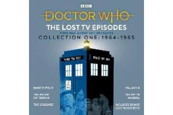 Doctor Who: The Lost TV Episodes Collection One 1964-1965: Narrated full-cast TV soundtracks [Audio]
