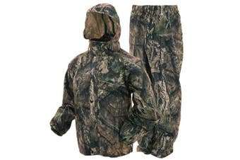 (X-Large, Mossy Oak Break-up Country) - Frogg Toggs All Sport Rain Suit