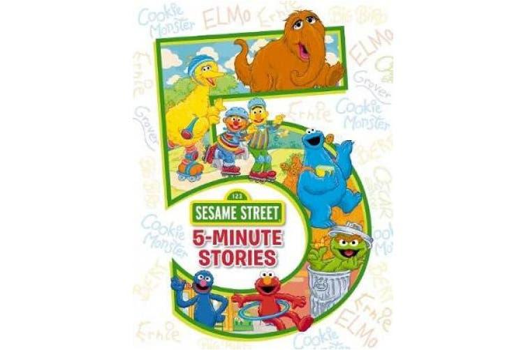 5-Minute Sesame Street Stories (Sesame Street)