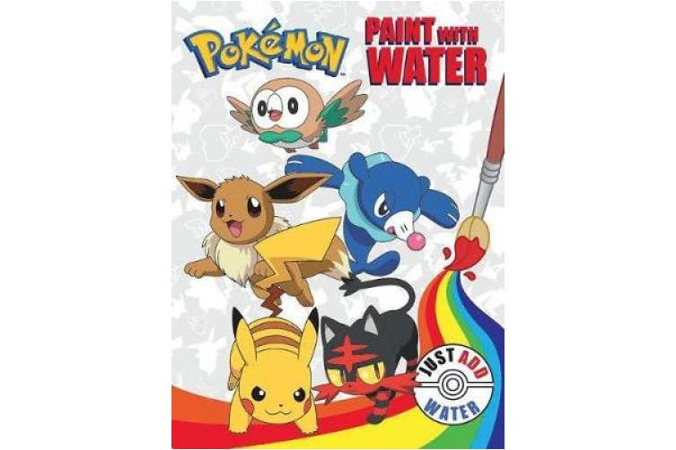 Pokemon: Paint with Water (Pokemon)
