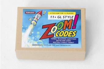 Zoom Codes-11+ GL Verbal Reasoning game