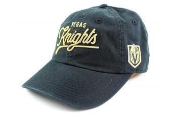 (One Size, Vegas Golden Knights) - American Needle NHL Banks Twill Dad Cap