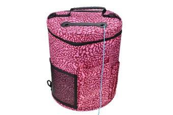 (#5) - HANSHI Yarn Bag Large Knitting Organiser Tote Bag for Storage Knitting Accessories and Crochet Hooks HSND18 (#5)