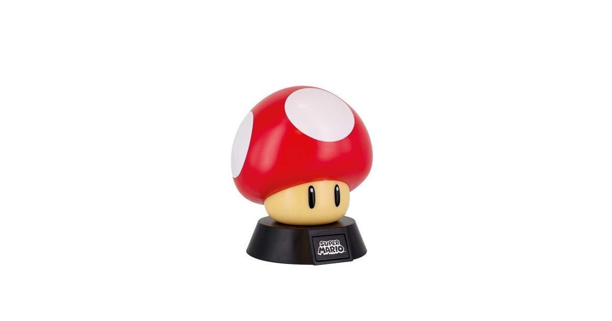 super mario mushroom name