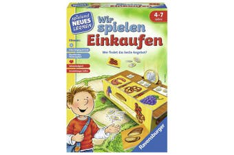 Ravensburger 24985 We Play Shop Learning