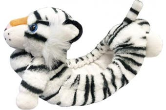(White Tiger) - ChloeNoel Figure Skating Soaker Blade Blankie