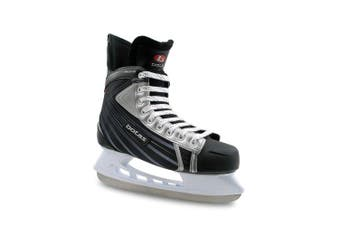 (Adult 12) - Botas - Attack 181 - Men's Ice Hockey Skates | Made in Europe (Czech Republic) | JUST Released 2018