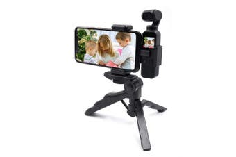 (OSMO Pocket Tripod) - STARTRC OSMO Pocket Mobile Phone Tripod, Multifunction Tripod Mount Stand for DJI Osmo Pocket Handheld Camera Phone Tripod Holder