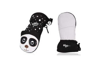 (S) - Vgo... Age 5-7 Kids -40℃/-40℉ or above 3M Thinsulate G80 Lined Winter Ski Snowboarding Gloves (1Pair, Size XS-S, Black, SF-GA2449FW)