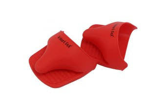 (Red) - Genuine Instant Pot Mini Mitts