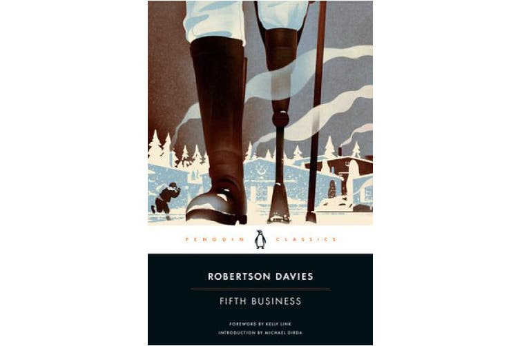 Fifth Business (Penguin twentieth-century classics)