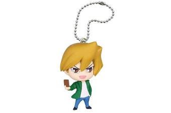 Anime Yu-Gi-Oh Duiel Monsters Mascot Keychain Figure ~3.8cm - Joey Wheeler