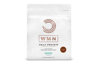 (Strawberry Cupcake) - WMN Daily Protein Chocolate Brownie 500g