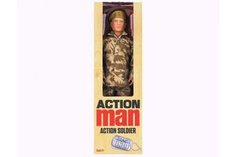 Action Man ACR02100 Toys