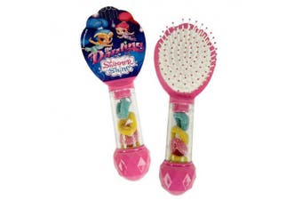 Shimmer & Shine Brush with Rubber Bands Kids SH017