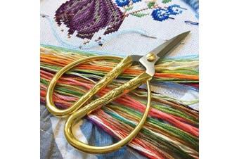 (50 Skeins) - Cross Stitch Threads, Amatt 50 Skeins Rainbow Colour Embroidery Thread Crafts, Premium Multi-Colour Cross Stitch Threads, Friendship Bracelet Floss String, Crafts Floss (50 Skeins)