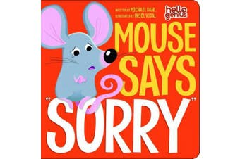 """Mouse Say """"Sorry"""" (Early Years: Hello Genius)"""