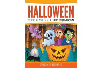 Halloween Coloring Book For Children