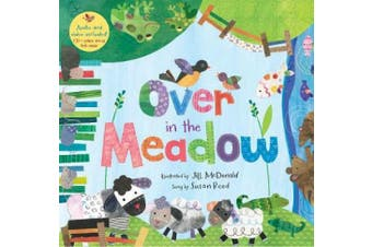 Over in the Meadow [With CDROM]