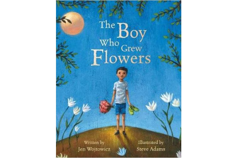 The Boy Who Grew Flowers PB