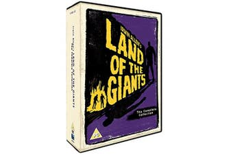 Land of the Giants: The Complete Series [Region 2]