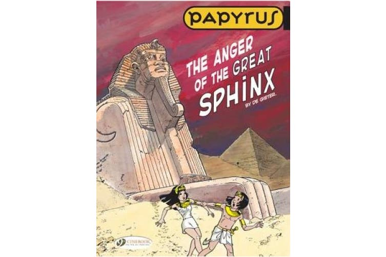 Papyrus: v. 5: Anger of the Great Sphinx