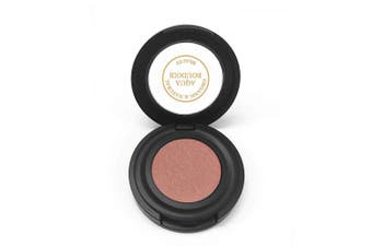 (color 44) - Aqua Boudoir Natural Organic Pressed Eye Shadow, Professional Warm Natural Nudes Eyeshadows Powder Pallet - colour 44