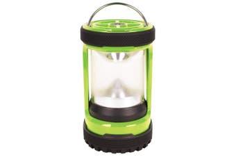 Coleman Battery Lock Push 200 Electric Lantern, Green
