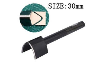 (V-30mm) - Aiskaer 1PCS DIY V-Shaped Leather Cuttting Punch Cutter Tools for Belt/Wallet DIY Handwork(V-30mm)