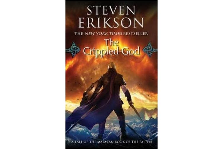 The Crippled God (Malazan Book of the Fallen (Paperback))