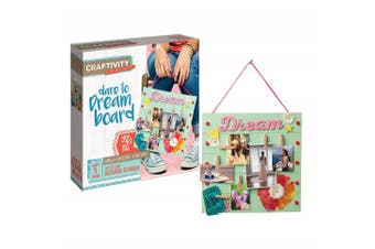 (Onе Paсk) - CRAFTIVITY Dare to Dream Board Craft Kit