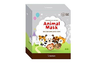 [Berrisom] Animal Mask Series Set 7pcs