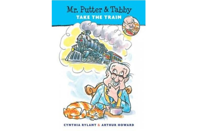 Mr Putter and Tabby Take the Train