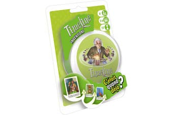 (Inventions) - Asmodee Timeline TIME01FR Ambiance Game One Size